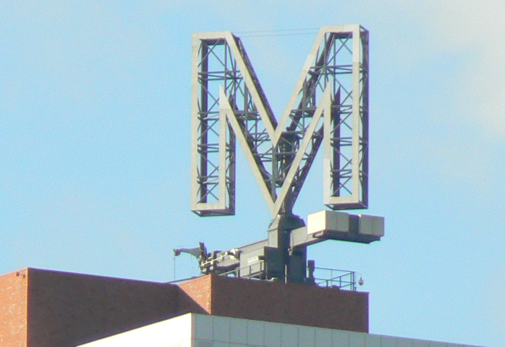 M of Montevideo