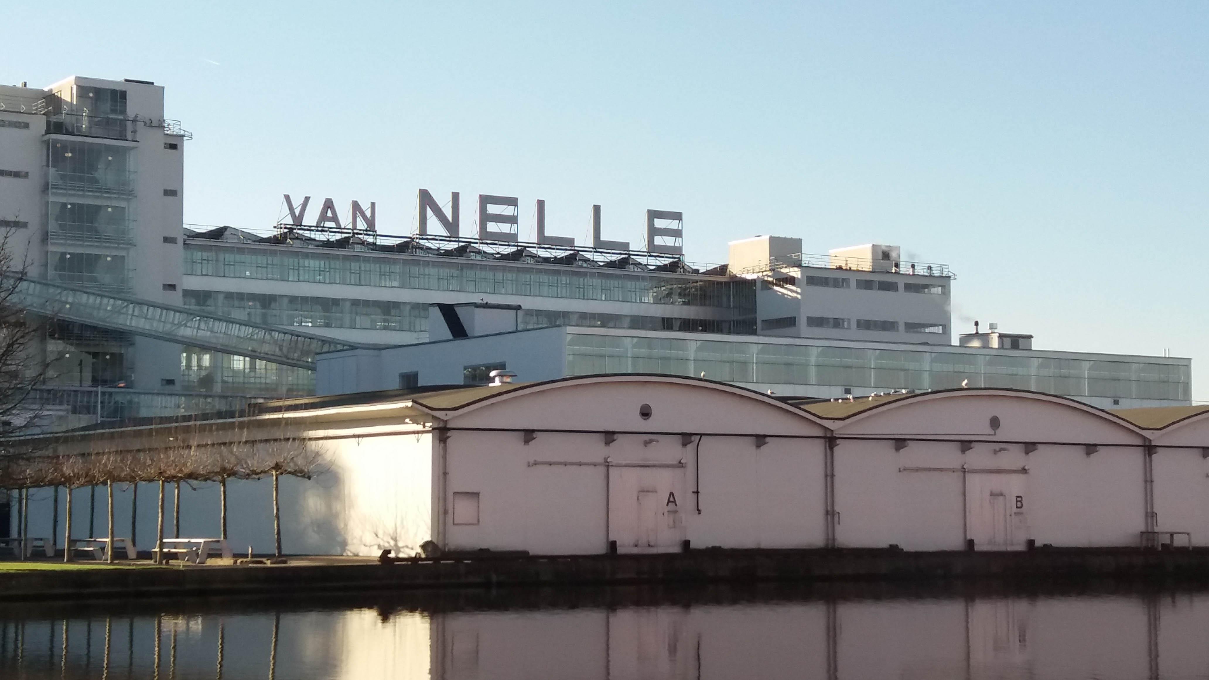 Van Nelle sign