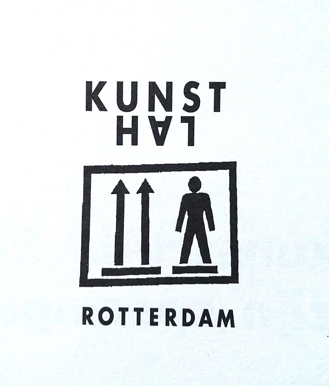 Kunsthal, Rotterdam, Tel Design